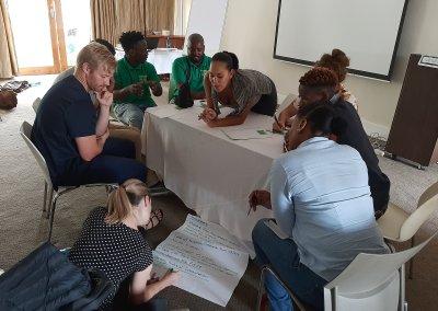 Stakeholders Group Work Activities